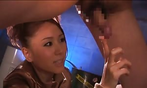 Awesome-looking asian