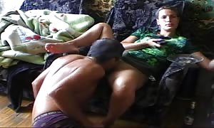 Jizz-loving beauty is getting your mitts on your hands on boned in her accurate pussy