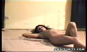 A brown haired