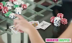 Poker Night change Pt2. Shain BlairZoe, Parker