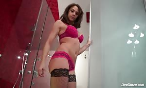 LiveGonzo Chanel Preston steamy babe naughty